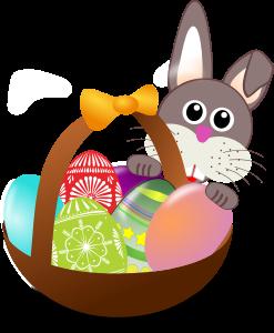 Rabbit-001-Face-Cartoon-Easter